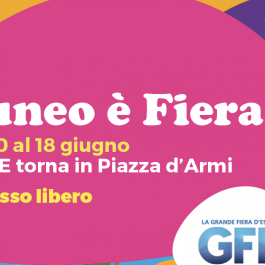 GRANDE FIERA D'ESTATE - CUNEO 2017