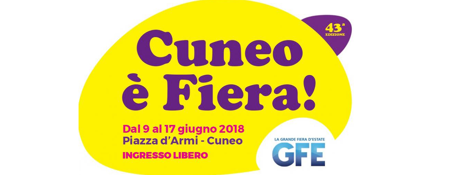 GRANDE FIERA D'ESTATE 2018